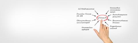 Профессиональное решение Ваших ИТ задач по всей России.